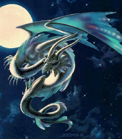 Elder Dragons of Light and Dark